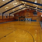 Athletic Facility Lighting in Gym